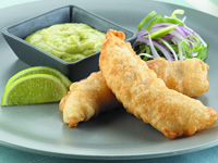Pacific West - Tempura Battered Gurnard Loins